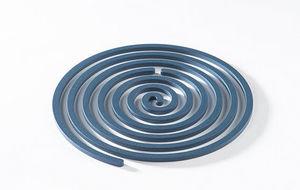 CUT. - spiral - Plate Coaster