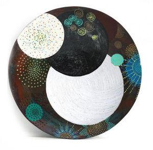 VALÉRIE BEAUMONT -  - Round Dish