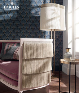 HOULES - franges hautes - Lampshade