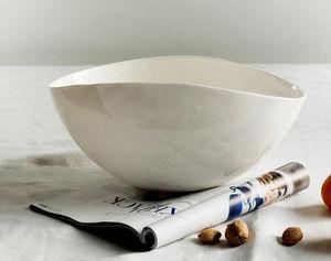 SOPHIE MASSON PORCELAINE - empreinte - Salad Bowl