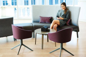 Teknion - zones - Reception Armchair