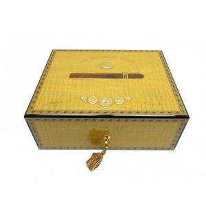 CORNERLUXE -  - Cigar Case