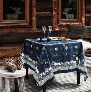 Beauville - nuit etoilée - Christmas Tablecloth