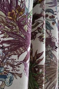 Timorous Beasties - opera botanica £150.00  - Fabric By The Metre