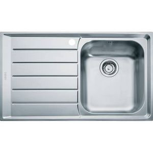 Franke - neptun - inox evier nex 211/2, 864x514 mm, droite + siphon (127.0059.655) - Others Miscellaneous Kitchen Equipment