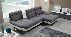 UNIVERS DU CUIR -  - Lounge Sofa