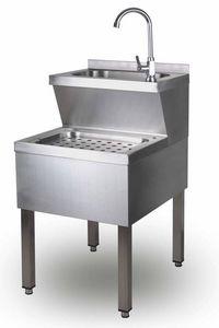 METALURGICA DANTE - SARO INOX ARGENTINA -  - Wash Hand Basin