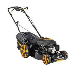 Thermal lawn mower