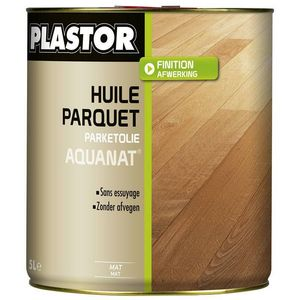 PLASTOR -  - Wood Floor Oil