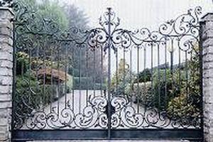Rusconi Natale -  - Entrance Gate