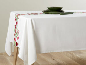 Bouchara - broderie - Rectangular Tablecloth