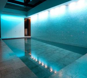 GUNCAST SWIMMING POOLS - à fond mobile - Indoor Pool