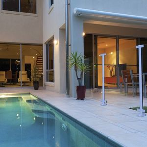 AMBIANCE EXTERIEURE -  - Pool Fence