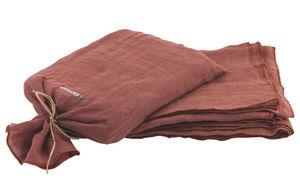 Maison De Vacances - voile de voyage argile - Bedspread