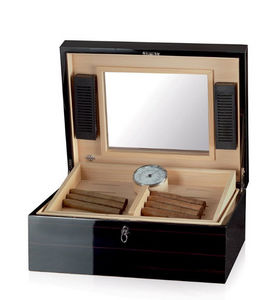 Agresti - avana nera - Cigar Case
