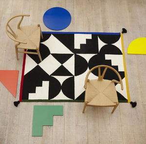 RHONDA DRAKEFORD - shapes - Modern Rug