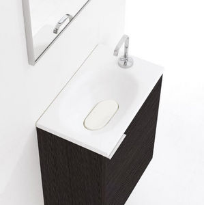 Thalassor - -flyer 50 grigo - Wash Hand Basin