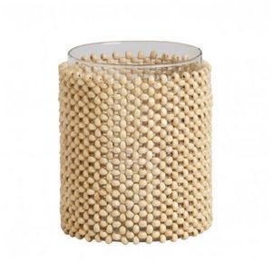 BLANC D'IVOIRE - kalifa modèle moyen - Candle Jar