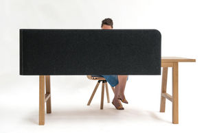 BUZZISPACE - buzziwrap-desk-- - Office Screen