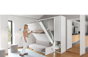Crozatier -  - Wall Bed