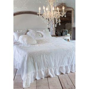 BLANC MARICLO -  - Bedspread