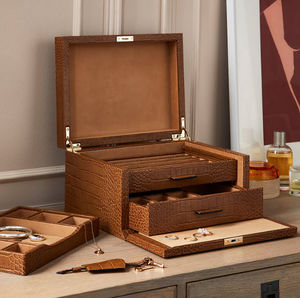Smythson - mara - Jewellery Box