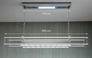 FOXYDRY -  - Ceiling Mounted Clothes Drying Rack