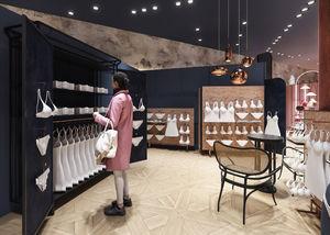 exquise / esquisse - boutique à shinsegae - Shop Layout
