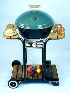 Kirklees Developments -  - Charcoal Barbecue