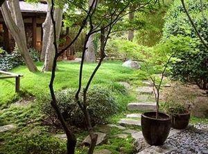 Les Jardins D'ombre Et Lumiere -  - Landscaped Garden