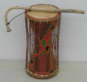 African Concept -  - Tambourine