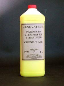 Comptoir D'art - rénovateur parquet vitrifié chêne clair - Parquet Renovating Cream