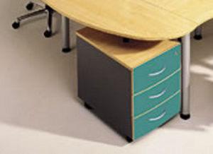 Magpie Furniture -  - Mobile Desk Drawer Unit