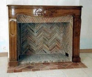 Christian Pingeon / Art Tradition Antiques -  - Open Fireplace