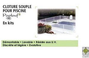 Grillages Schertz - souple - Pool Fence