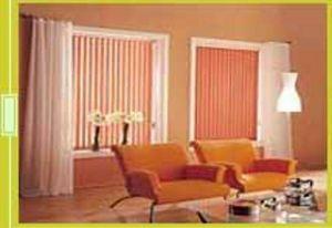 Lelliotts Sunblinds -  - Blind With Vertical Stripes
