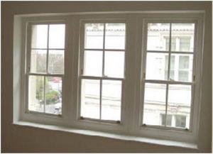 George Barnsdale & Sons -  - Sash Window