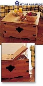 Chest- table