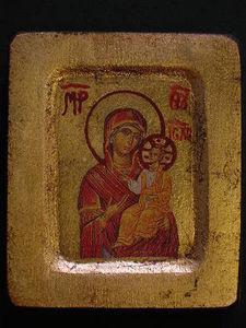 laboutiquedodile.fr - marie, porte du ciel. - Religious Icon