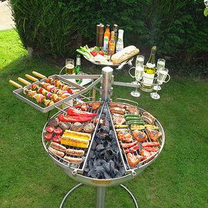 Black Forge Arts - ikon £2,495.00 - Charcoal Barbecue