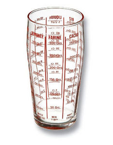 Meilleur Du Chef -  - Measuring Glass
