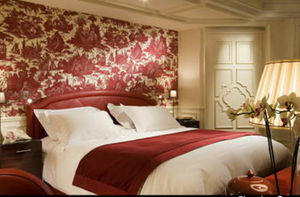 PIERRE-YVES ROCHON -  - Interior Decoration Plan Bedroom