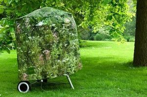 THE CAMOUFLAGE COMPANY - cam121 lg - Bbq Cover
