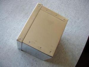 Druart - boite hand-made - Decorated Box