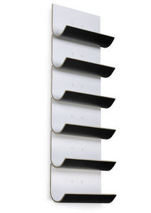 Vinnomio - vertical blanco /negro - Bottle Rack