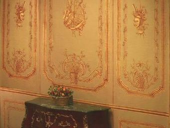 Iksel - regence boiserie - Decorative Panel