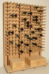 Cav in Wood - fakir-cavo - Wine Cellar