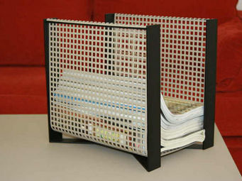 FM&B-AFL L'ATELIER DU METAL - dandy - Magazine Holder