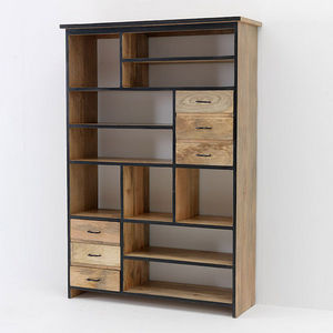 Thai Natura/Natura Accent - 140x46x203 - Shelving Unit