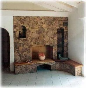 Cheminees Corse -   - Open Fireplace